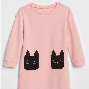 Gap kitty dress size 3T